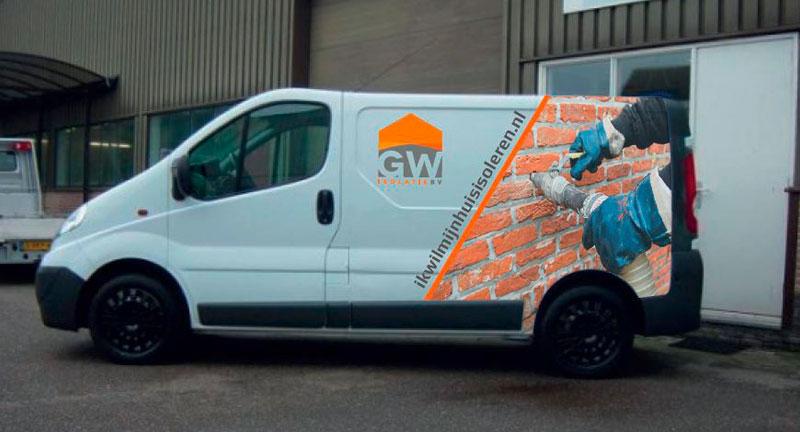 GW-Isolatie - Auto